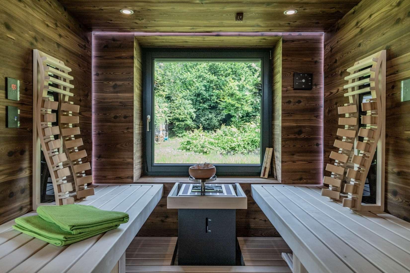 Hüttenbrenner Waidhofen Sauna Lyra 1