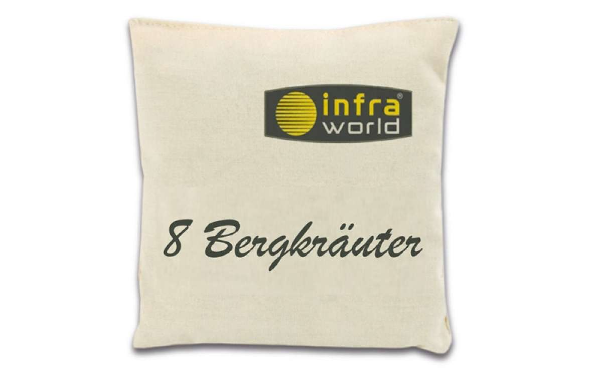 Infraworld Duftkissen 8 Bergkräuter2