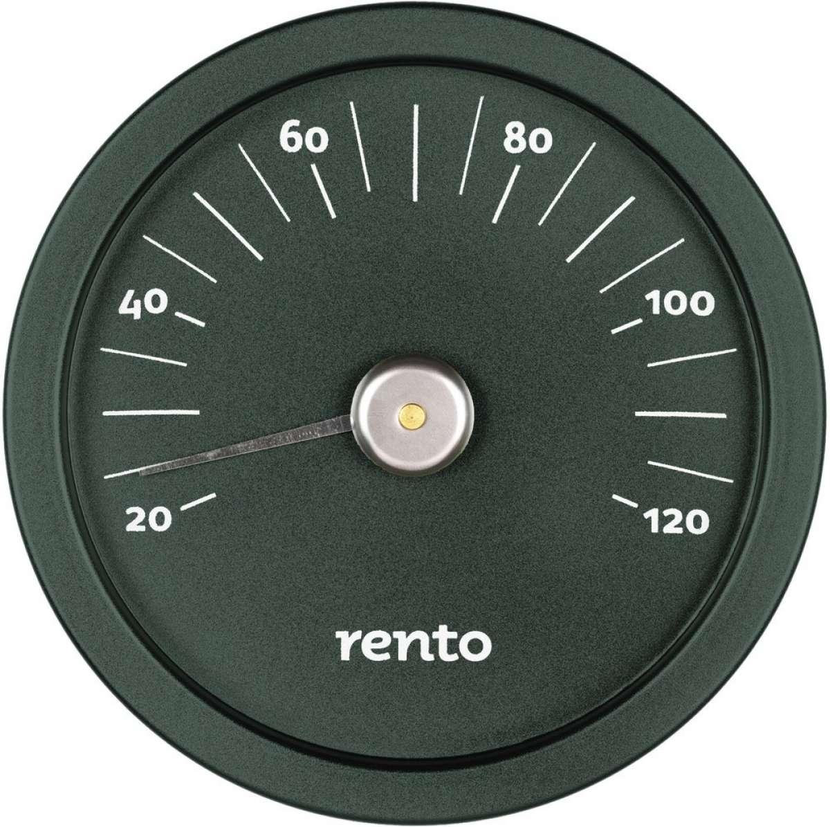Rento Thermometer grün2