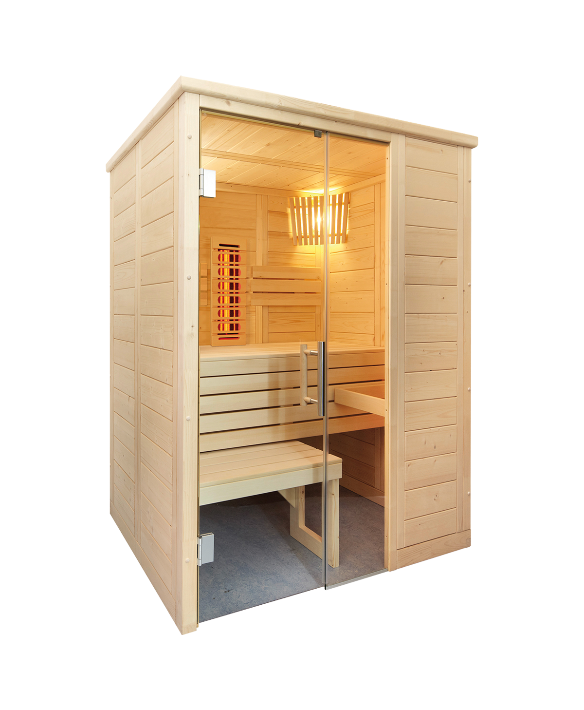 Sauna Alaska Mini Infra Plus
