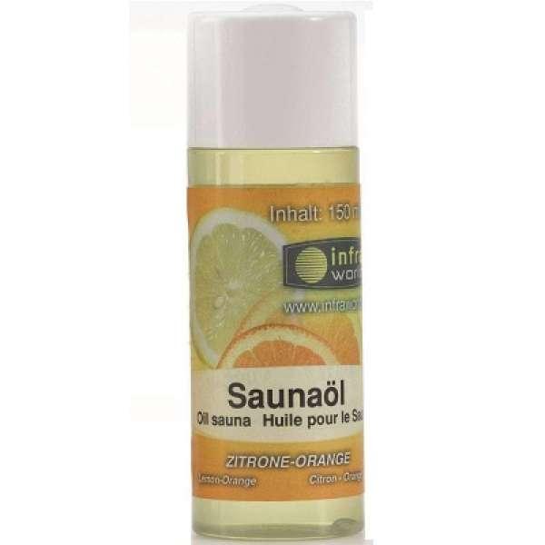 Infraworld Saunaöle Zitrone Orange