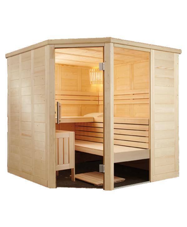 Sauna Alaska Corner