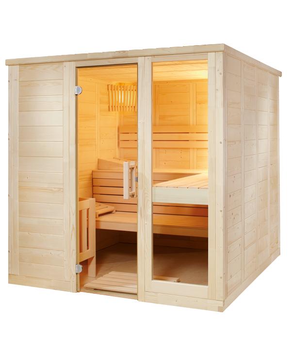 Sauna Komfort Large