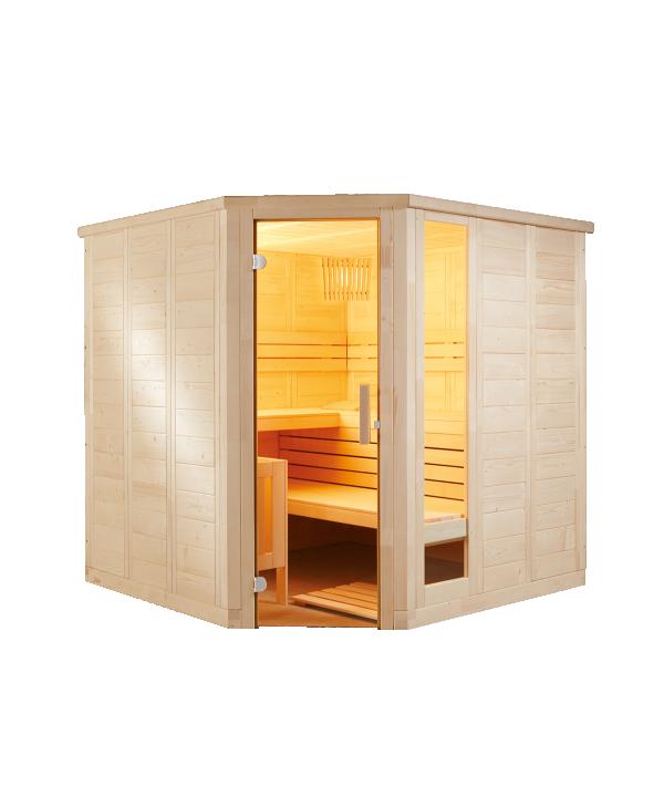 Sauna Komfort corner