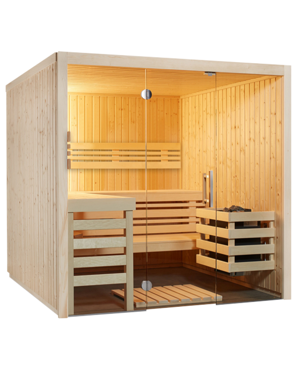 Sauna Panorama Infraworld