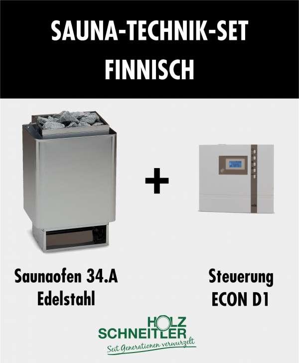 Sauna Set FIN 1