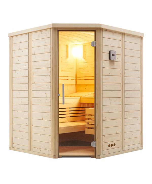 Sauna Urban Complete 1