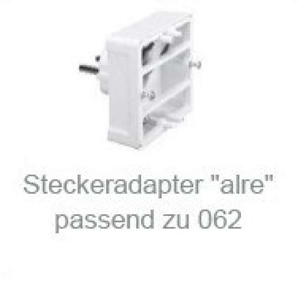 Steckeradapter alre